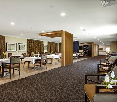 Aged Care Refurbishment