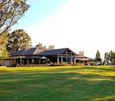 The Vintage Golf Clubhouse