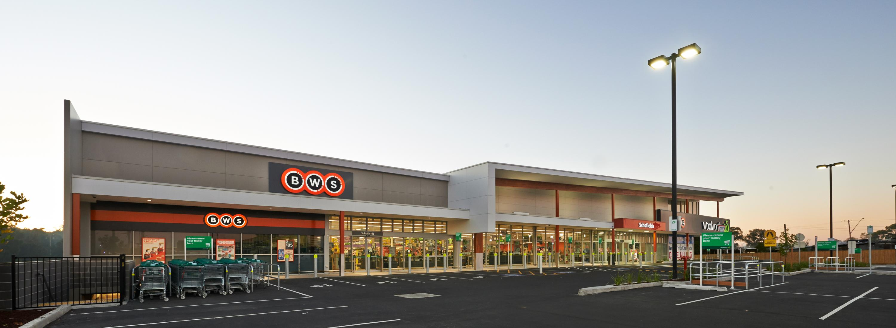 Schofields Shopping Centre
